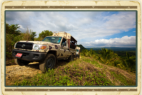 4x4 Off-Road Safari from Montego Bay